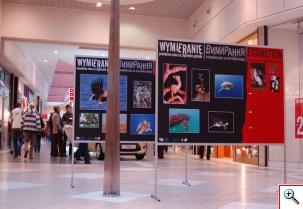 CITES exhibition in Katowice